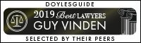 2019 Best Lawyers Award Badge