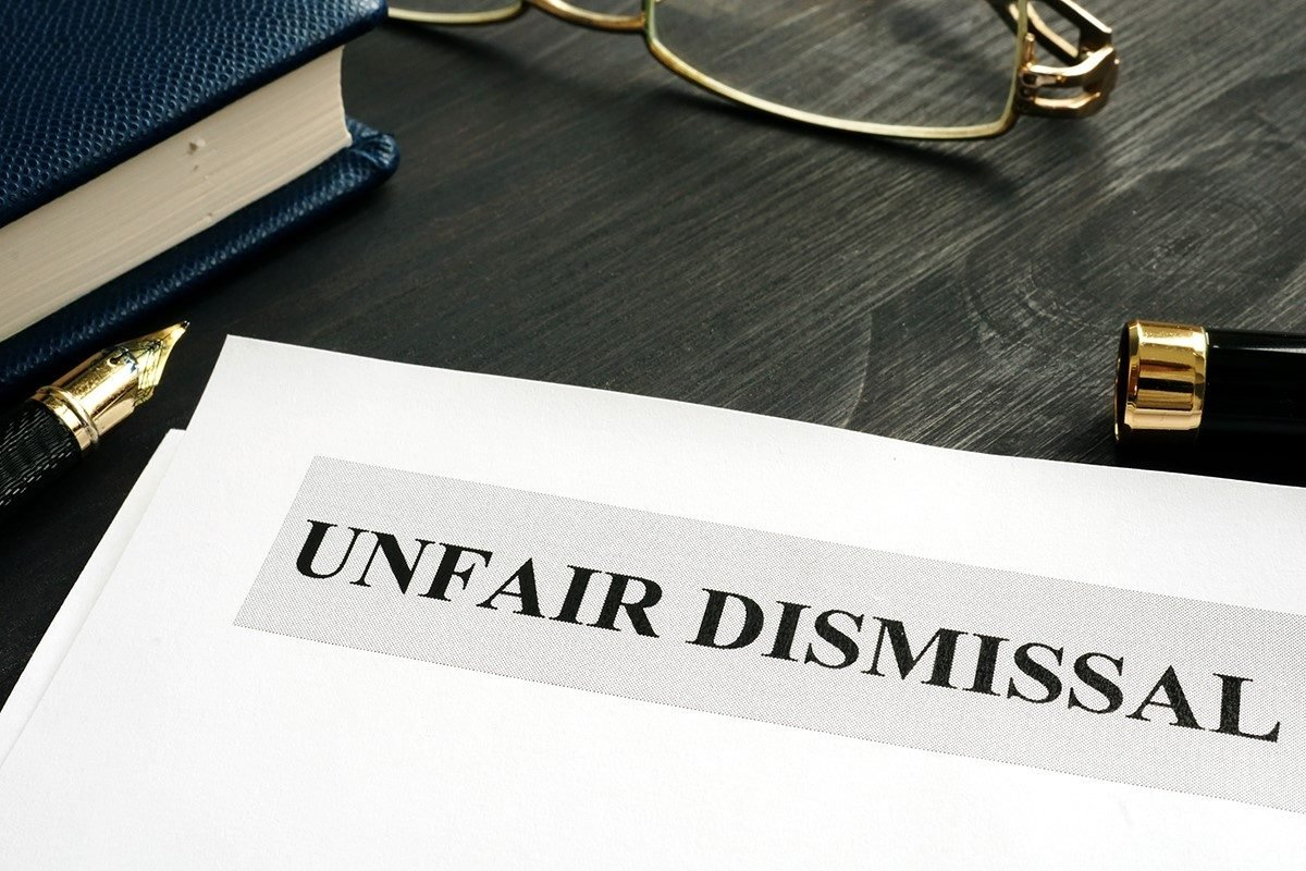 What is involved in an unfair dismissal?
