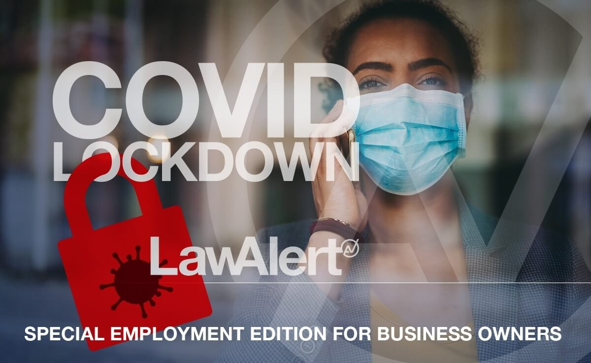 COVID LOCKDOWN Q&A's for Business Owners